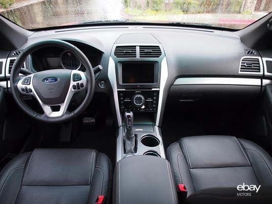 Attractive Ford Explorer Sport Interior Design Ideas