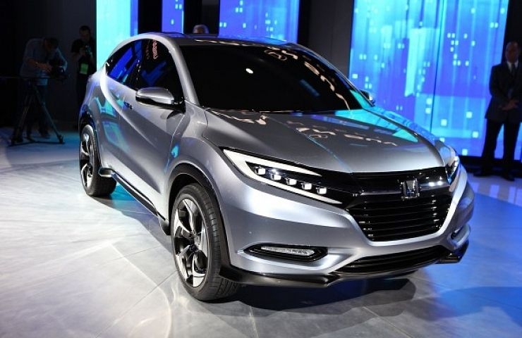 Great ... Of Any Potential Release Date, But Hondau0027s Taking A Slightly Different  Approach At This Yearu0027s North American International Auto Show. The Urban  SUV ...
