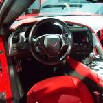 2014 Chevrolet Corvette Stingray interior