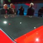 2014 Chevrolet Corvette Stingray carbon fiber roof