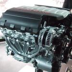LT1 6.2L small block Chevy V8 is standard engine for 2014 Corvette