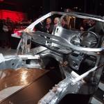 2014 Chevrolet Corvette aluminum subframe