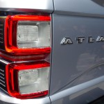 Ford Atlas F-15 Concept taillight