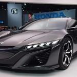 Acura NSX Hybrid Concept
