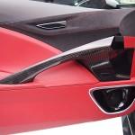 Acura NSX Concept door panel