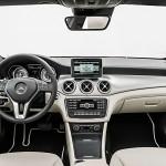 Mercedes-Benz CLA-Class interior
