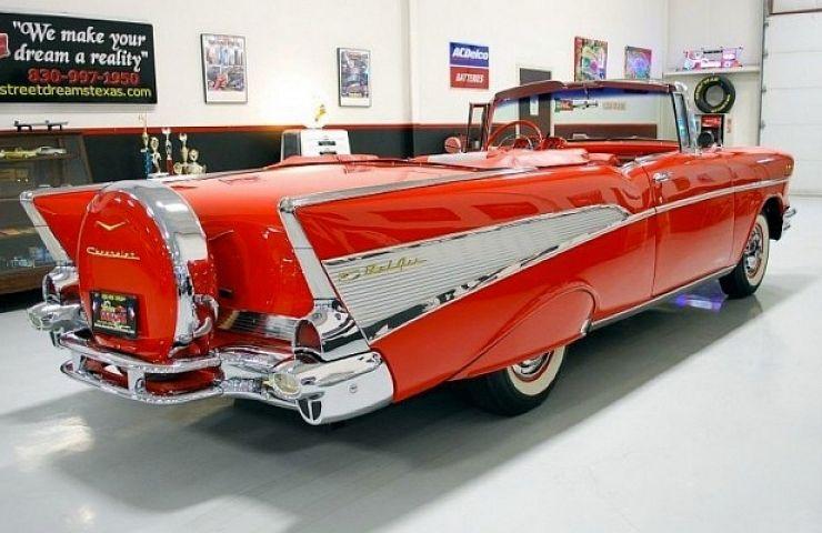 eBay Garage Photo of the Week – 1957 Chevrolet Bel Air | eBay Motors