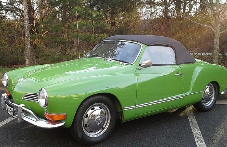1971 Volkswagen Karmann Ghia | eBay Motors Blog