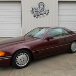 1991 Mercedes-Benz 300SL previously owned by Emmitt Smith