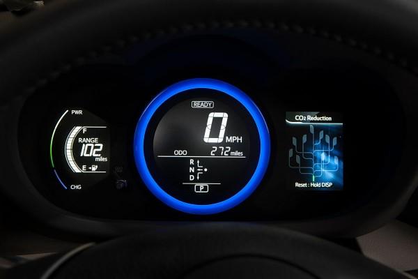 All Electric Rav4 Ev Eco Mode