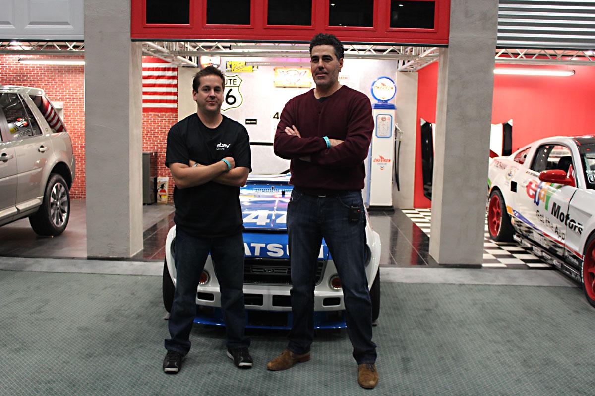 Adam Carolla S 2012 La Auto Show Highlights Ebay Motors Blog