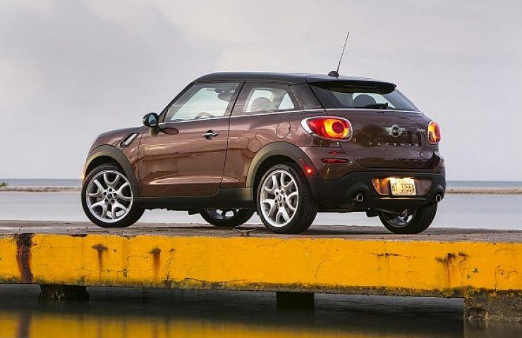 Review: 2013 MINI Paceman | eBay Motors Blog