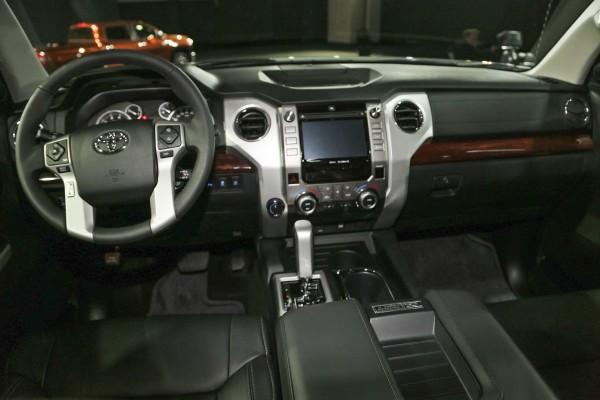 2014 Toyota Tundra Interior