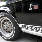1968 Shelby Mustang GT500KR Cobra Jet 428