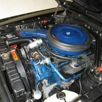 400hp Cobra Jet 428 V8 engine