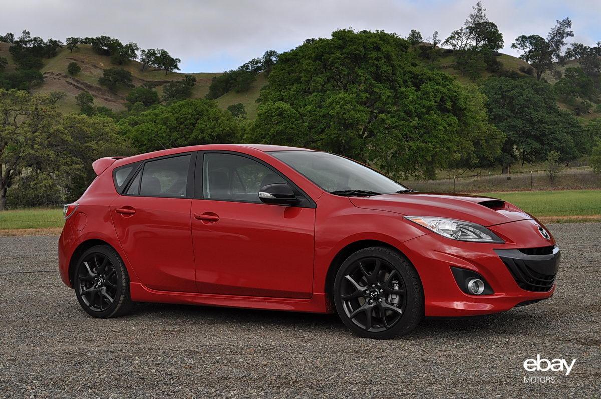 Review: 2013 Mazda Mazdaspeed3