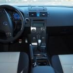 2013 Volvo C30 R-Design Polestar Limited Edition interior