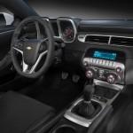 2014 Chevrolet Camaro Z28 interior