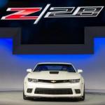 2014 Chevy Camaro Z28 at New York Auto Show