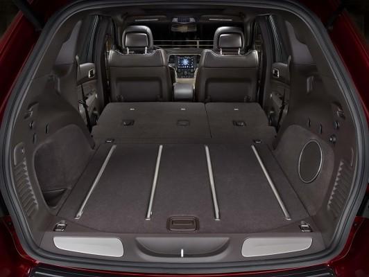 014 Jeep Grand Cherokee Summit interior — eBay Motors Blog