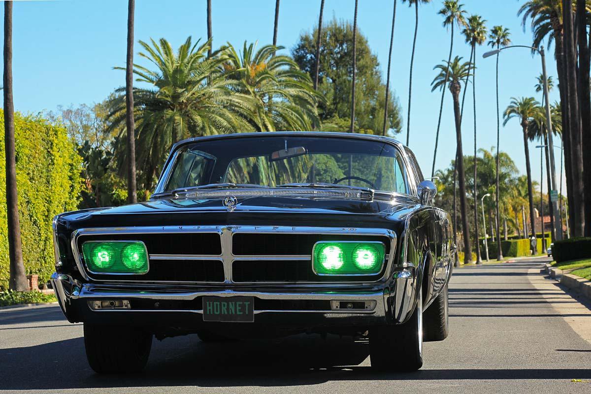 1965 Imperial Crown Sedan – Green Hornet Black Beauty | eBay Motors Blog