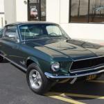 """1968 Ford Mustang """"Bullitt"""" re"""