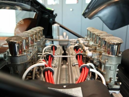 969 Lamborghini Miura P400 V12 engine — eBay Motors Blog