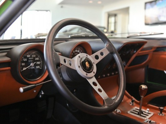 969 Lamborghini Miura Steering Wheel Ebay Motors Blog