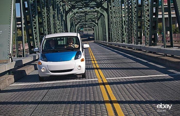 Driving the 2012 Mitsubishi i-MiEV Long Distances   eBay Motors Blog