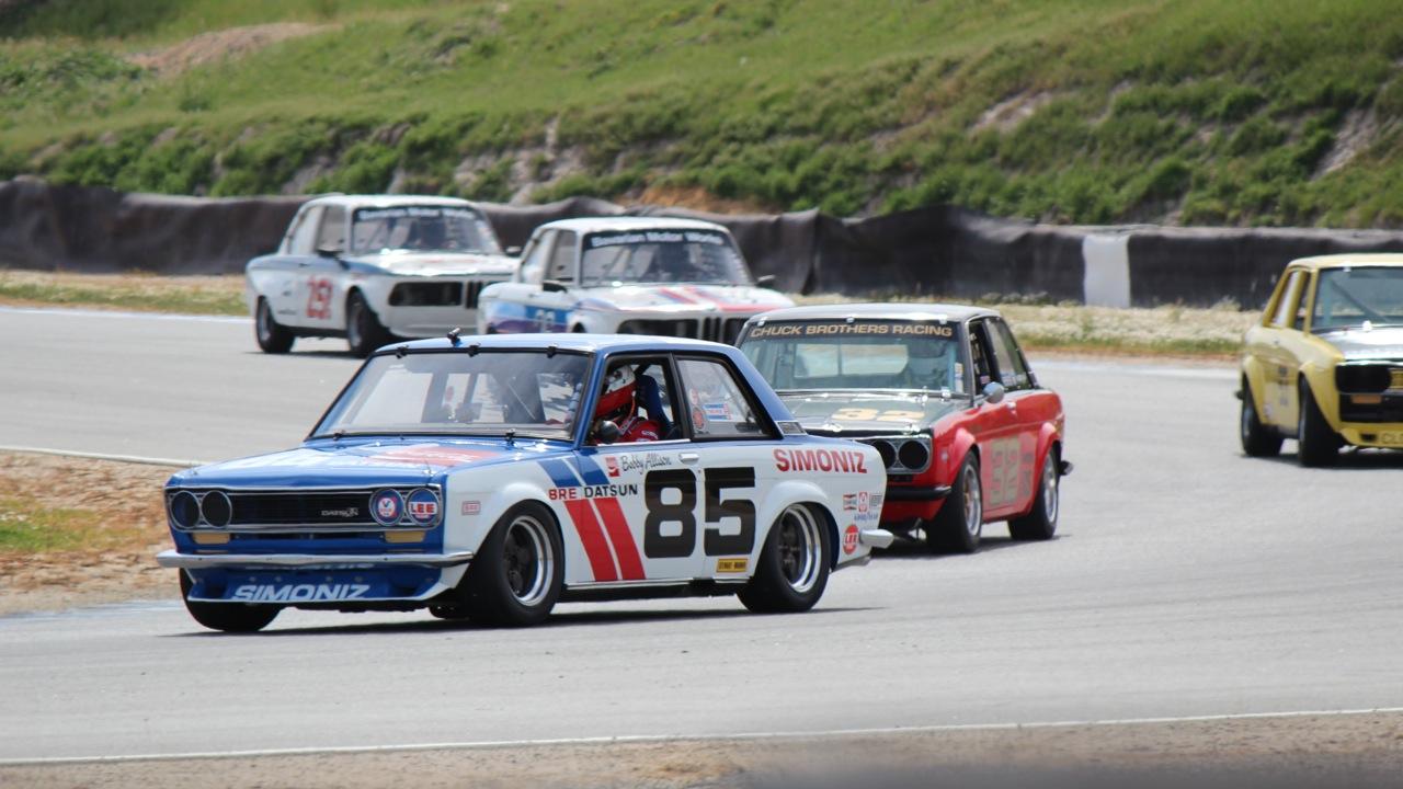 2013 HMSA Historics Race at Laguna Seca | eBay Motors Blog