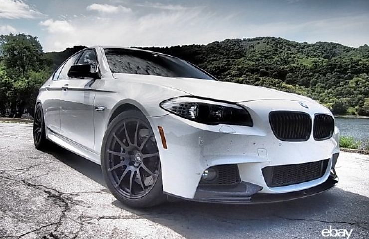 Review: Dinan Signature Series S3 BMW 550i | eBay Motors Blog