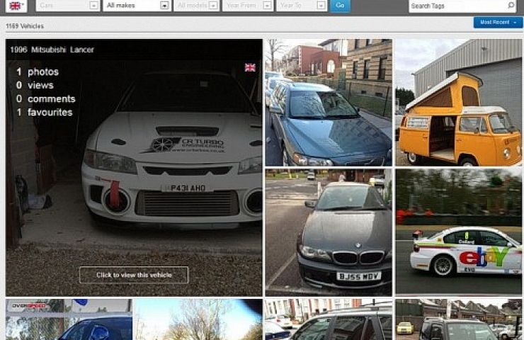 Ebay Garage Launched To Our International Community Ebay Motors Blog