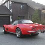 1970 Chevrolet Corvette Stingray convertible