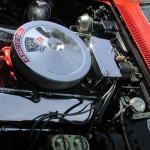 1970 Chevrolet Corvette Stingray 454 engine