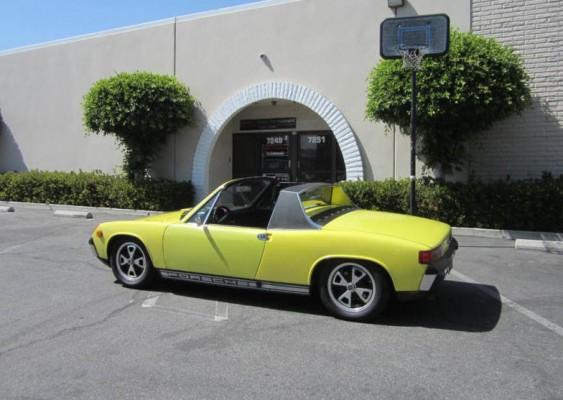 1973 Porsche 914 2.0 | eBay Motors Blog