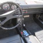1973 Porsche 914 interior