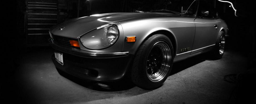 1976 Datsun 280z Project Car