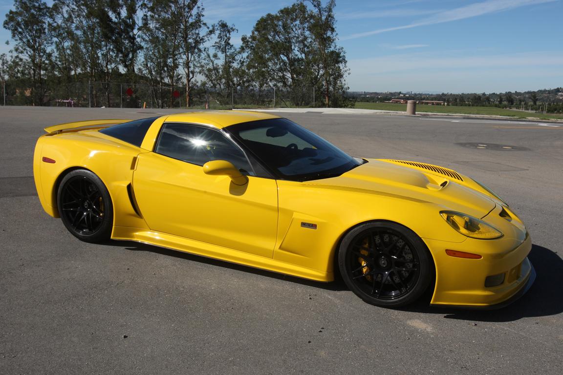 2007 Chevrolet Corvette C6rs By Pratt Miller Ebay Motors Blog