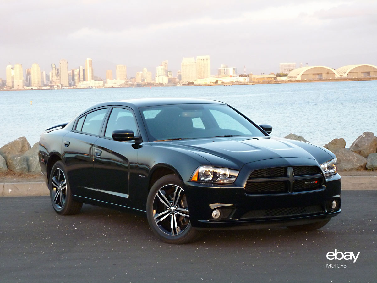 review: 2013 dodge charger awd r/t | ebay motors blog