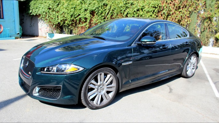 2017 Jaguar Xfr Adam Carolla S