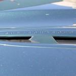 2013 Jaguar XFR hood vents