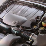 510 hp V8 Supercharged engine