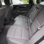 2014 Chevrolet Impala back seats