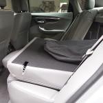 60/40 split rear folding seats