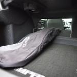 2014 Chevrolet Impala trunk space