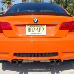 2013 BMW M3 Lime Rock Park special edition