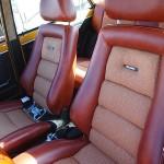 Datsun 510 custom interior