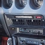 1974 Datsun 260Z interior