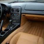1997 Mazda Miata MX-5 interior