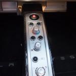 2008 Tesla Roadster 1.5 center console